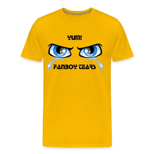 Fanboy Tears - Men's Premium T-Shirt