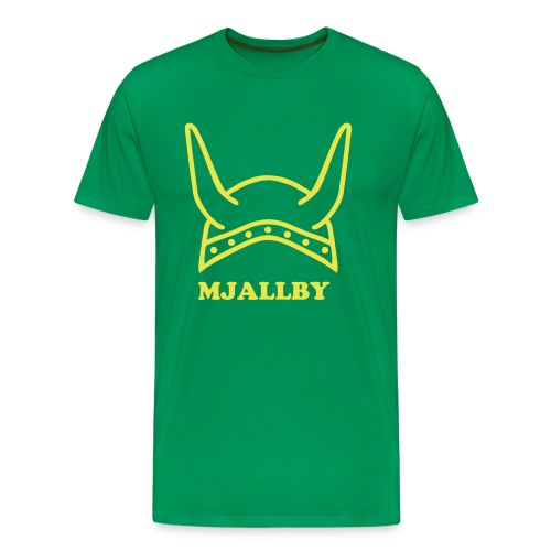 Mjallby-Mens - Men's Premium T-Shirt