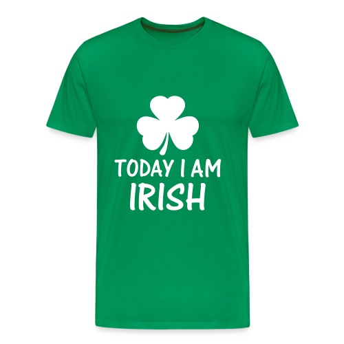 St.Patricks Day 2011 I'm Irish - Männer Premium T-Shirt