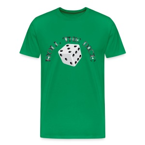 Roll The Dice - Männer Premium T-Shirt