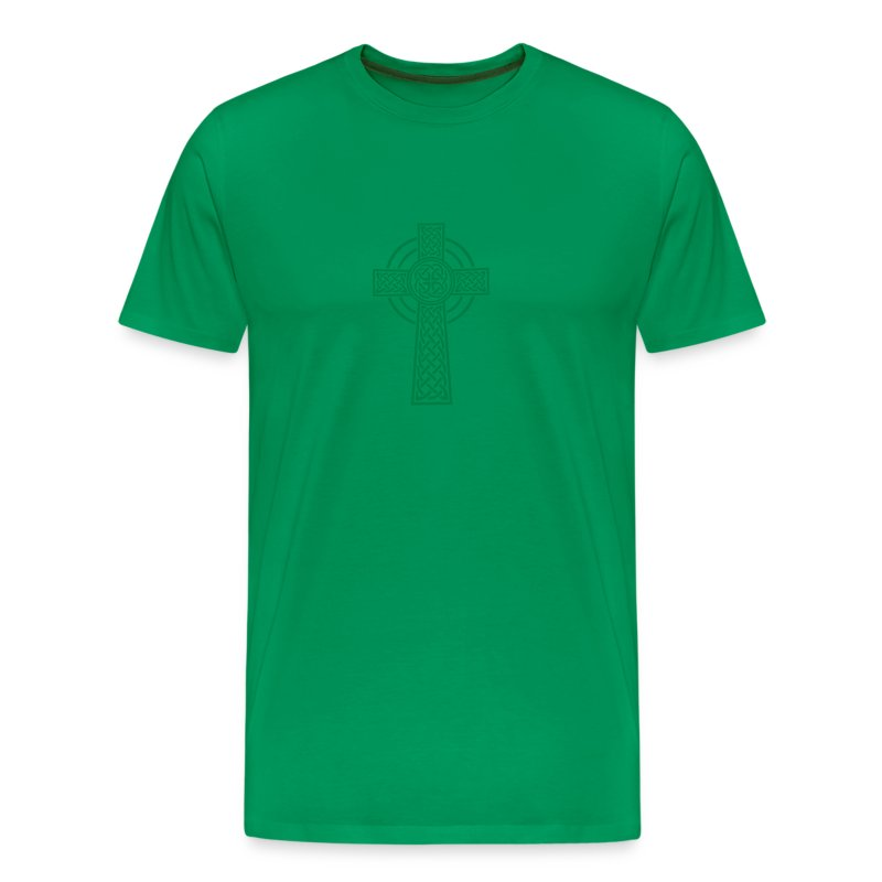 celtic-cross - Men's Premium T-Shirt