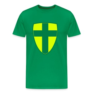 swede-green2 - Men's Premium T-Shirt