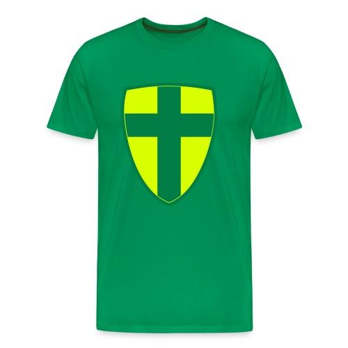 swede-green2 - Men's Premium T-Shirt