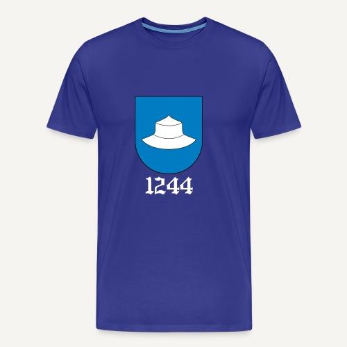 Klobuck 1244 - Koszulka męska Premium