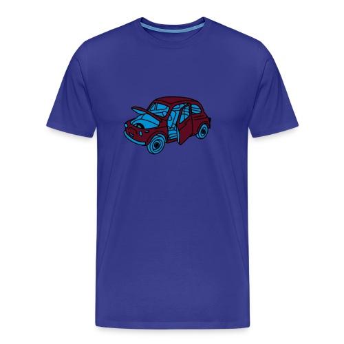 open doors - Männer Premium T-Shirt
