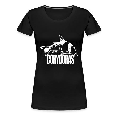 Corydoras t-skjorte for jenter - Premium T-skjorte for kvinner
