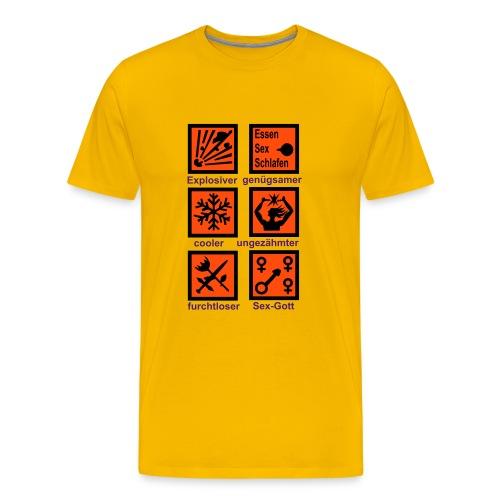 ADR - Männer Premium T-Shirt