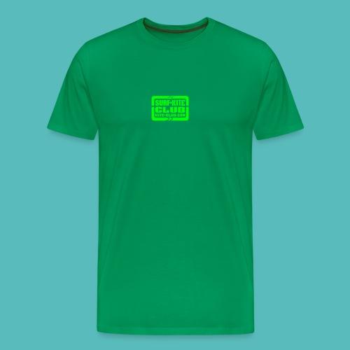 Kite + Surfclub - Männer Premium T-Shirt