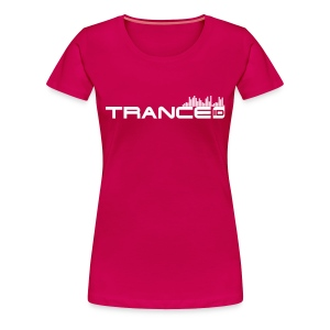 TRANCE ID GIRL - Special Edit - YOUR MESSAGE! - Women's Premium T-Shirt