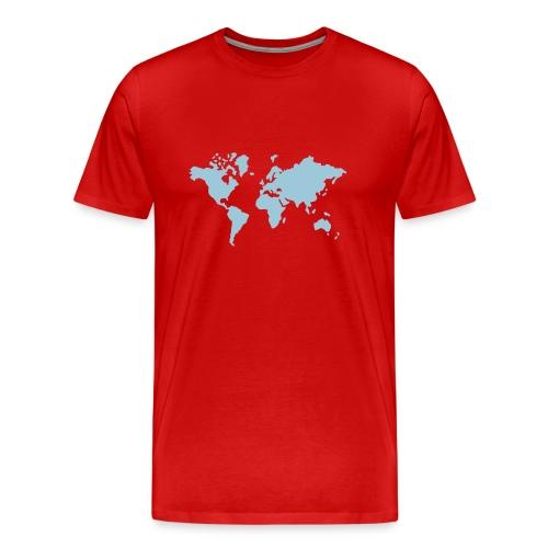 End of the World - Männer Premium T-Shirt