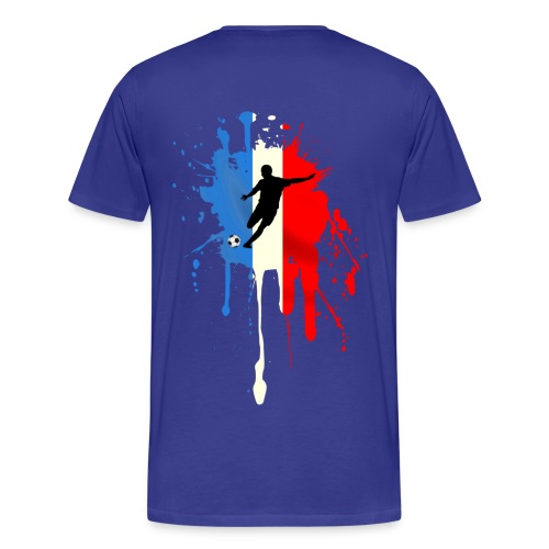 Football France T-shirt - Men's Premium T-Shirt