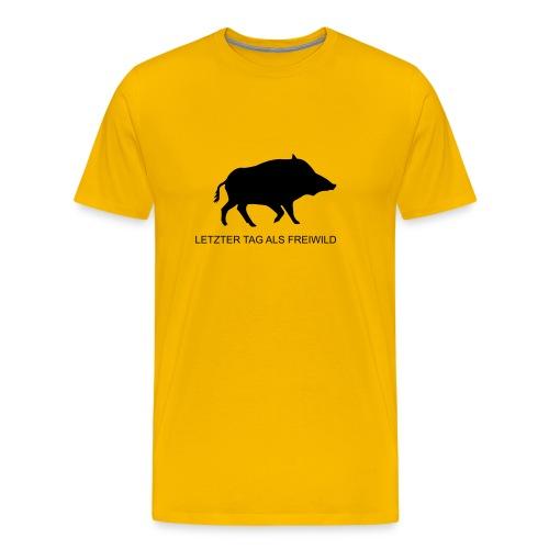 Freiwild (md) - Männer Premium T-Shirt