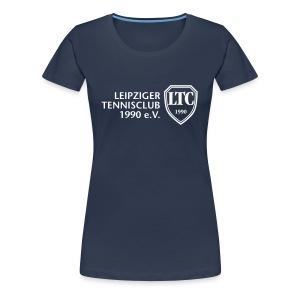 LTC Logo-HEART Girl - Frauen Premium T-Shirt