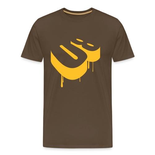 Yayone 80´s - Camiseta premium hombre