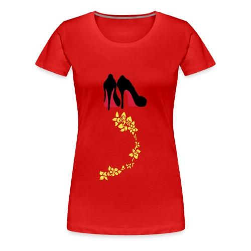 szpile - Koszulka damska Premium