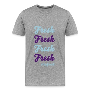TwoTone Fresh Stack Guys - Men's Premium T-Shirt