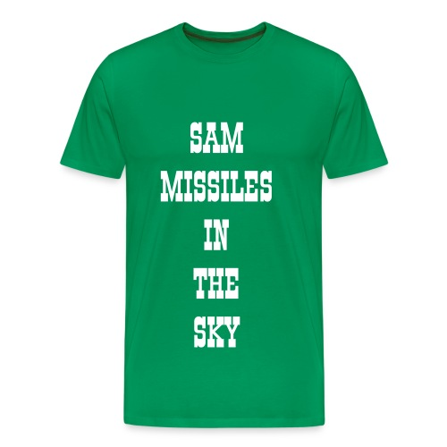 Sam Missiles - Men's Premium T-Shirt