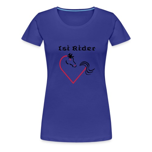 Girly T-Shirt Isi Rider - Frauen Premium T-Shirt