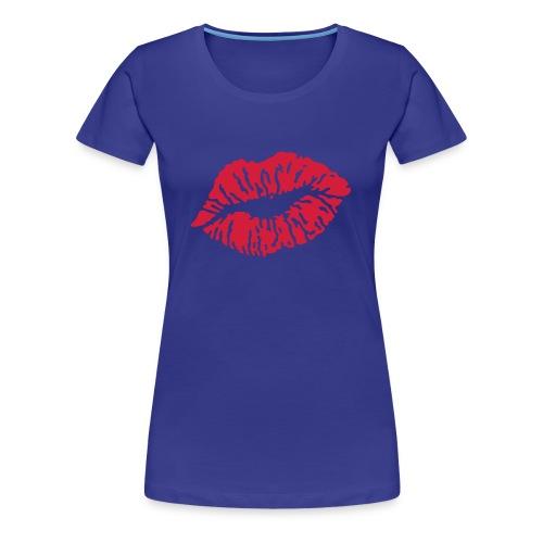 Fresh Kiss - T-shirt Premium Femme