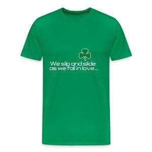 Slip & Slide - Men's Premium T-Shirt