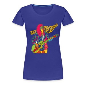 Retro 60th - Frauen Premium T-Shirt
