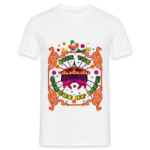 circus - T-shirt herr