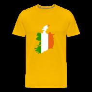 T-shirts ~ Mannen Premium T-shirt ~ Ierland
