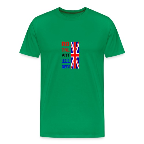 R07ALART1LL3RY - Men's Premium T-Shirt