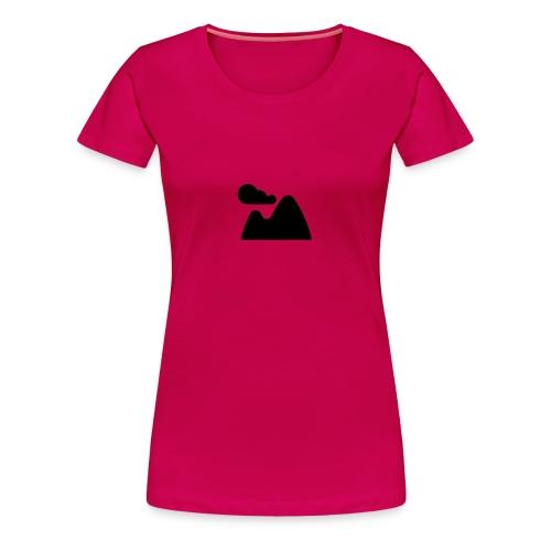Fotografinnen T-Shirt Landscape - Frauen Premium T-Shirt