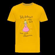 T-Shirts ~ Männer Premium T-Shirt ~ Prinzessinnen Männershirt