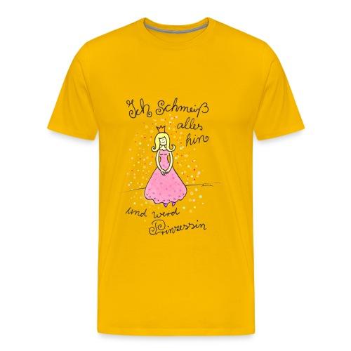 Prinzessinnen Männershirt - Männer Premium T-Shirt