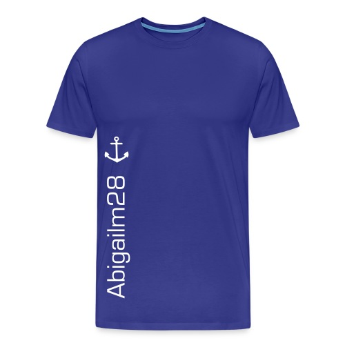 Anchor love - Men's Premium T-Shirt