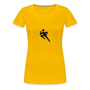 Fotografinnen T-Shirt Sportfotograf - Frauen Premium T-Shirt