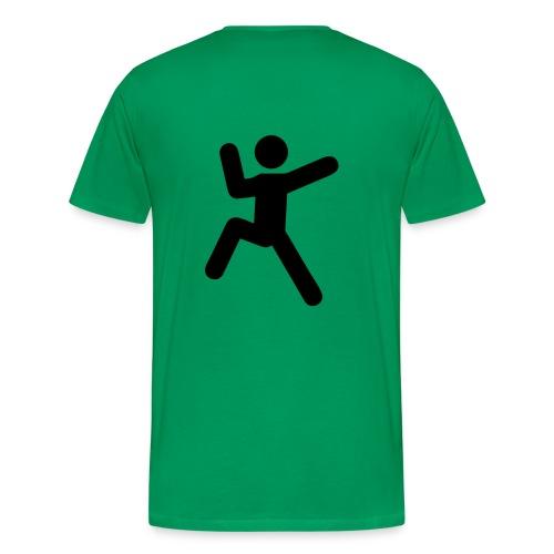 Mens BackClimb-Tee - Men's Premium T-Shirt