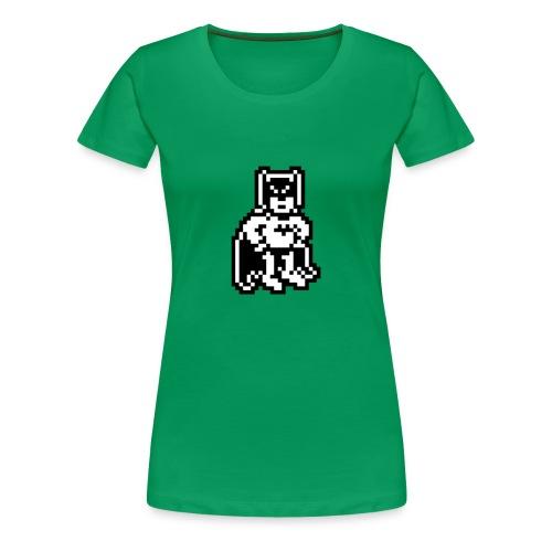 ZX Spectrum: Batpixel - Camiseta premium mujer