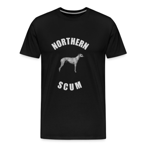 Northern Scum Big Tall T - Men's Premium T-Shirt