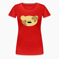 Teddy Bear patch T-Shirts