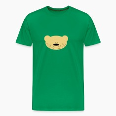 Teddy Bear Beard T-Shirts