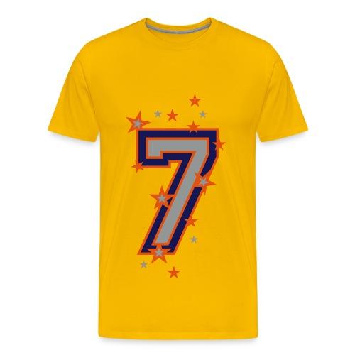 Seven Star Classic - Men's Premium T-Shirt