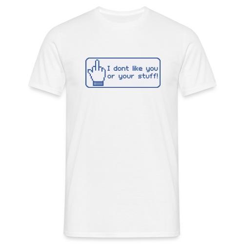 I Like - Männer T-Shirt