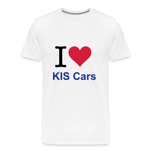 Fast Cars - Men's Premium T-Shirt