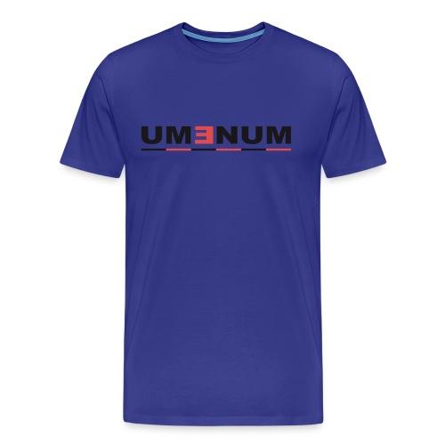 umenum - Mannen Premium T-shirt