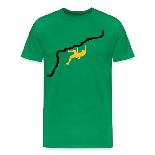 Mens ChestClimb-Tee - Men's Premium T-Shirt