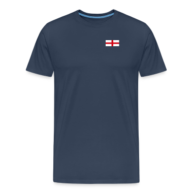 Men's large T-Shirt with England flag Logo