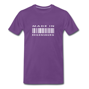 Indigo Regensburg Men's T-Shirts