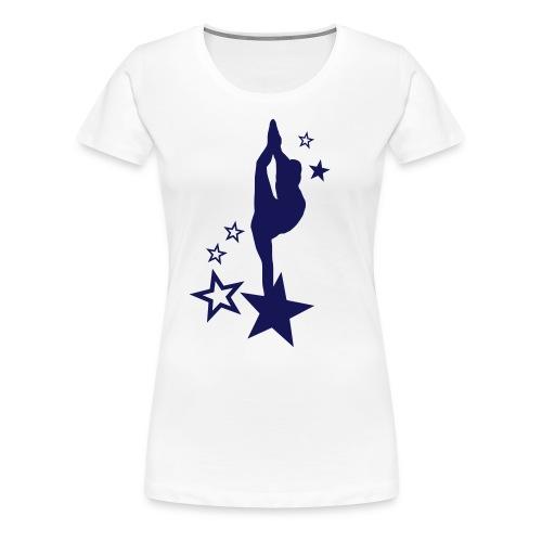 Cheerstar I - Frauen Premium T-Shirt