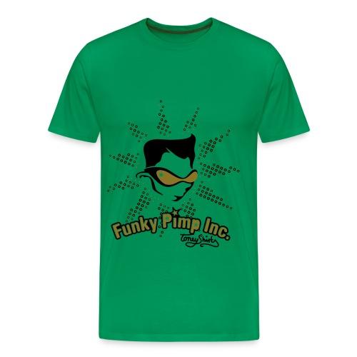 Green Pimp - Men's Premium T-Shirt