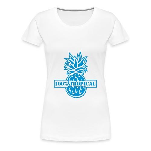 Hawaii c - Women's Premium T-Shirt