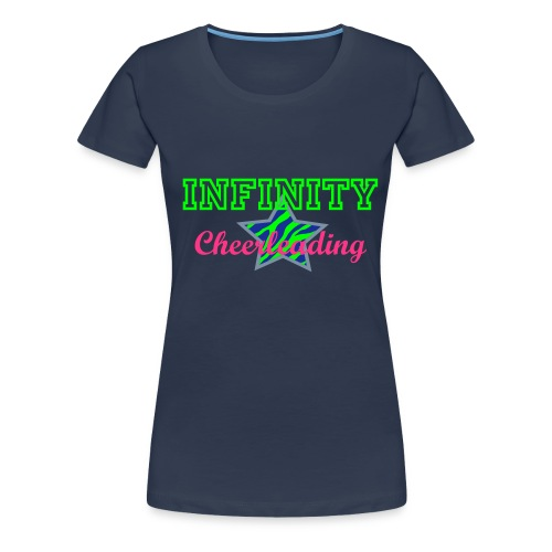 Frauenshirt - Infininty Cheer Star - Frauen Premium T-Shirt