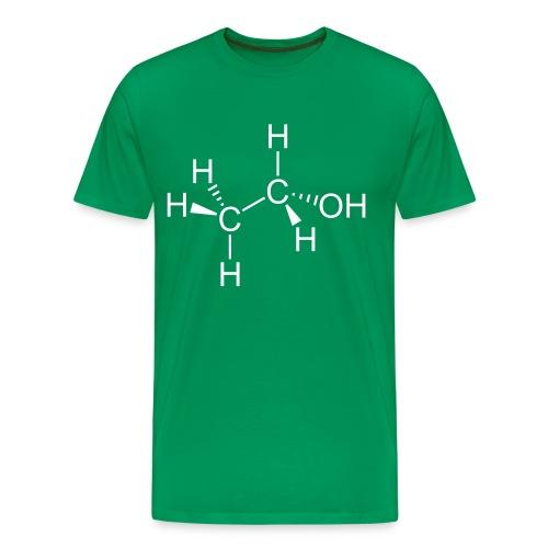 T-Shirt It's only Al Cohol - Männer Premium T-Shirt